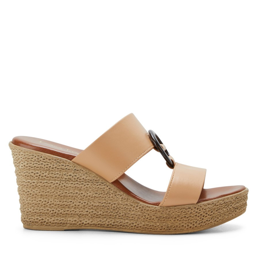 Shoewarehouse Lia Camel
