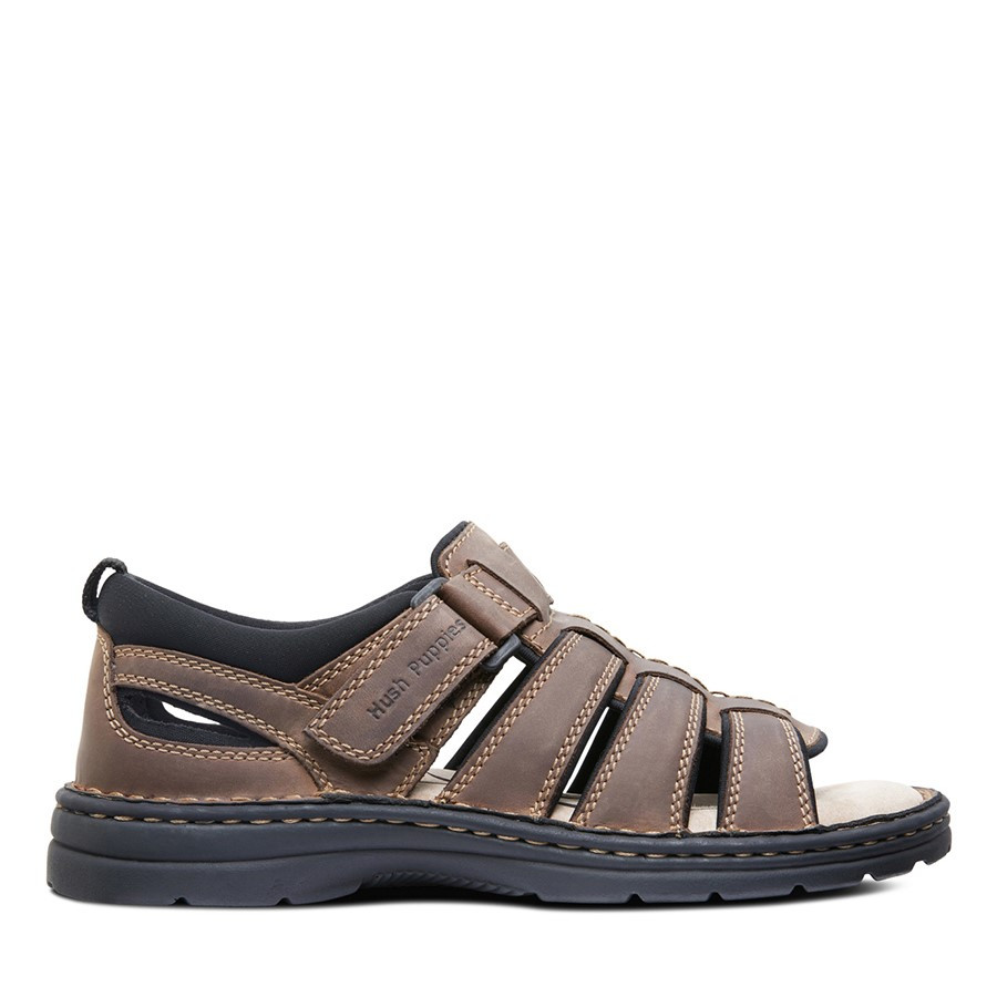 Shoe Warehouse Spartan Brown