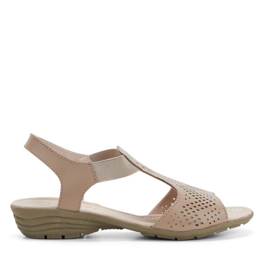Shoe Warehouse Allie Taupe
