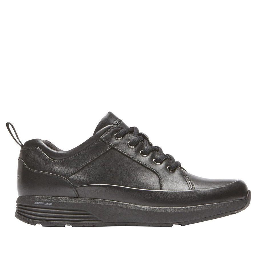 Shoewarehouse Trustride Prowalker Black