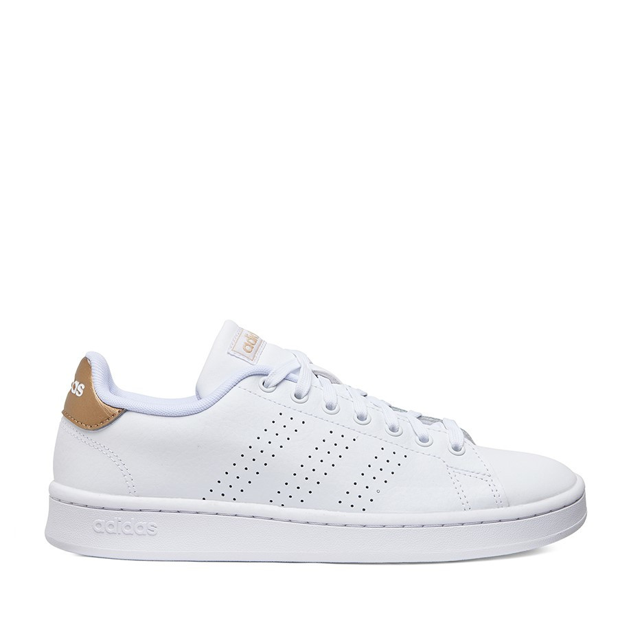 Shoe Warehouse Advantage White/White