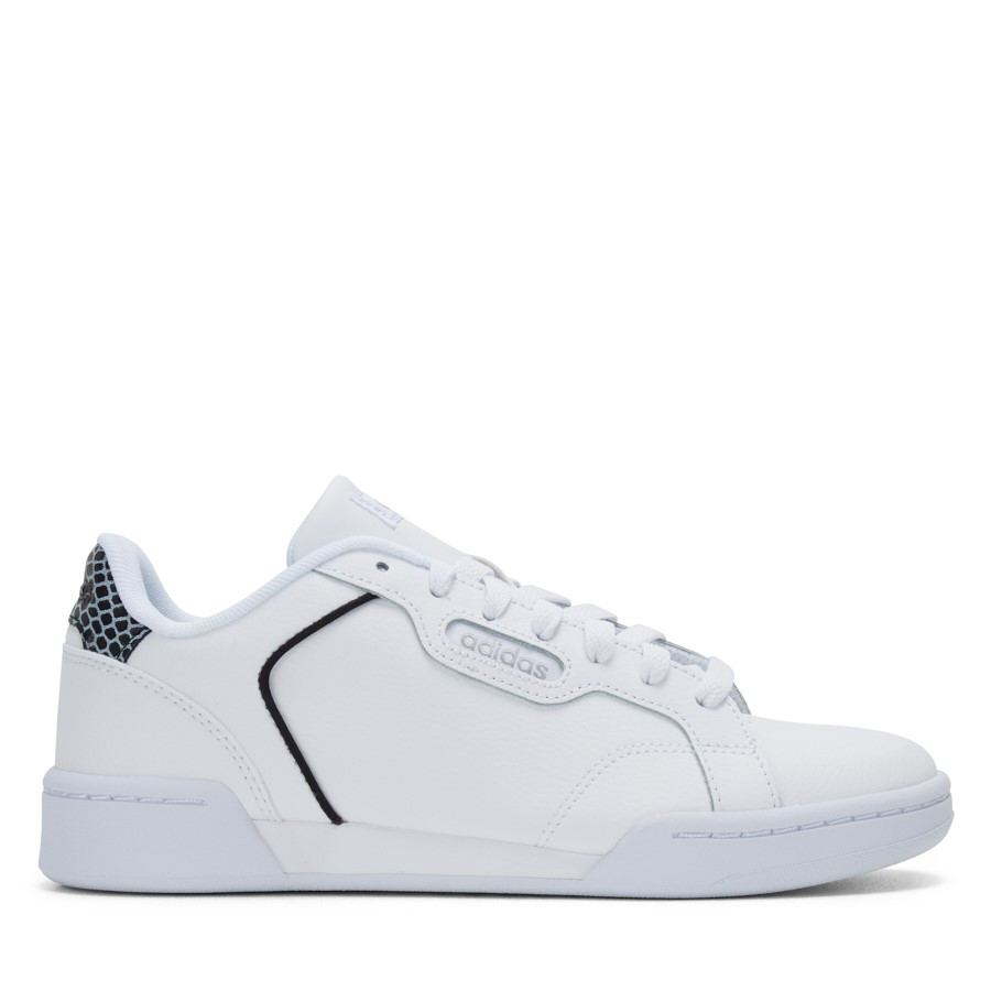 Shoe Warehouse Roguera White/White