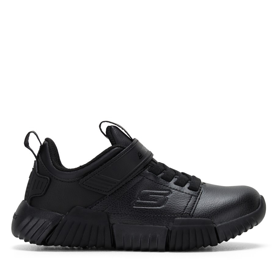 Shoewarehouse Durablox Black/Black