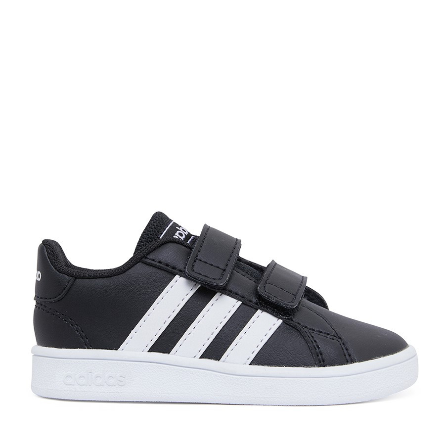 Shoe Warehouse Grand Court Inf B Black/White/White