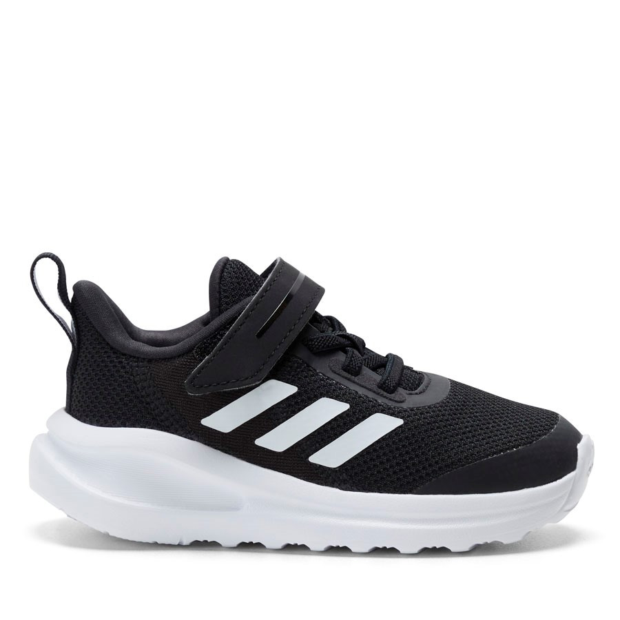 Shoe Warehouse Fortarun El Inf B Black/White/Black