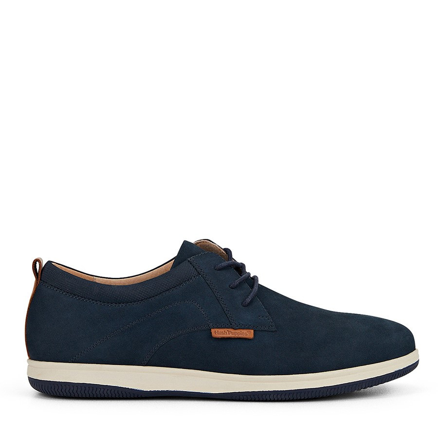 Shoe Warehouse Dominik Navy Nubuck