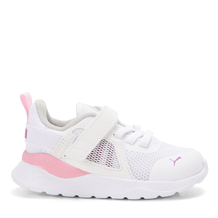 Shoe Warehouse Anzarun Ac Inf White/Pink