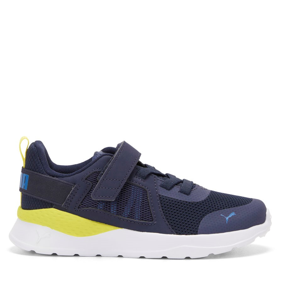 Shoe Warehouse Anzarun V Ps Navy/Yellow