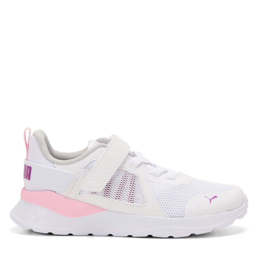 Shoe Warehouse Anzarun Ac Ps White/Pink