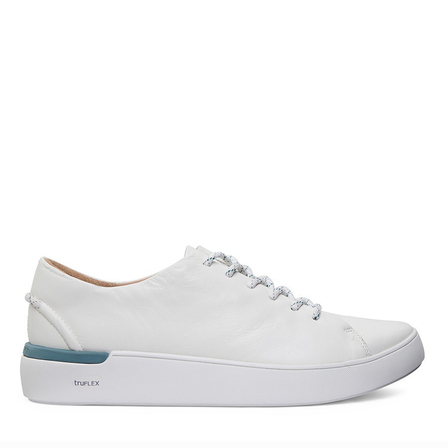 Shoewarehouse Truflex Parissa White