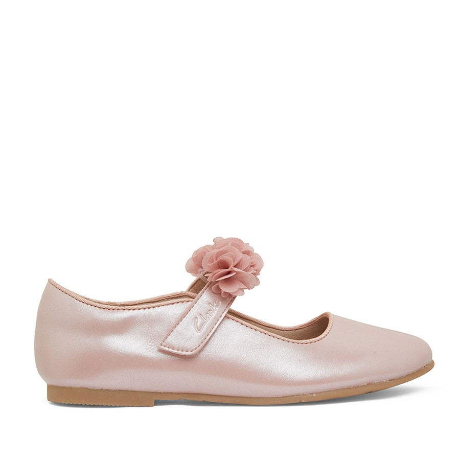Shoewarehouse Ayla Blush Pearl