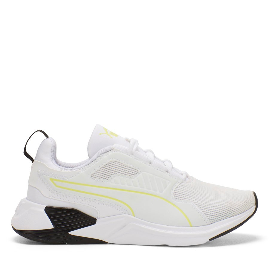 Shoe Warehouse Disperse Xt White/Yellow