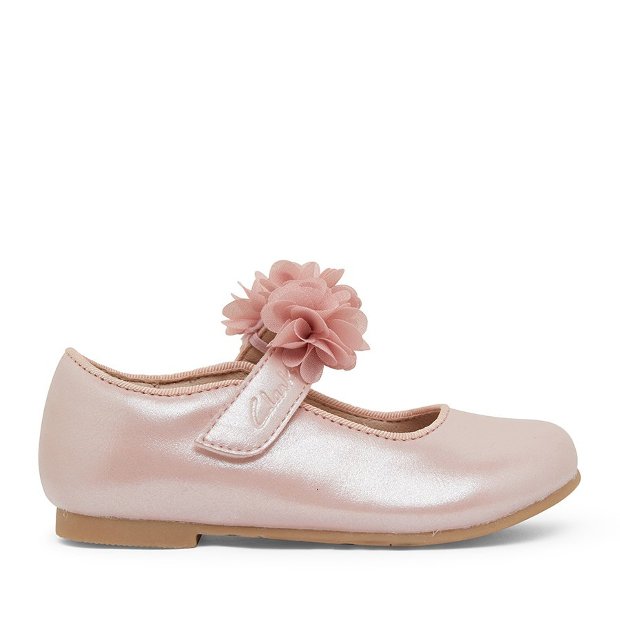 Shoewarehouse Ayla Jnr Blush Pearl