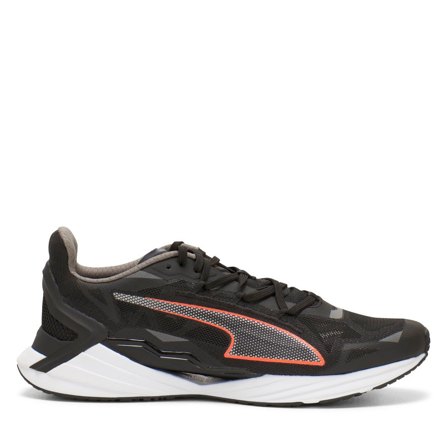 Shoe Warehouse Ultraride Black/Silver