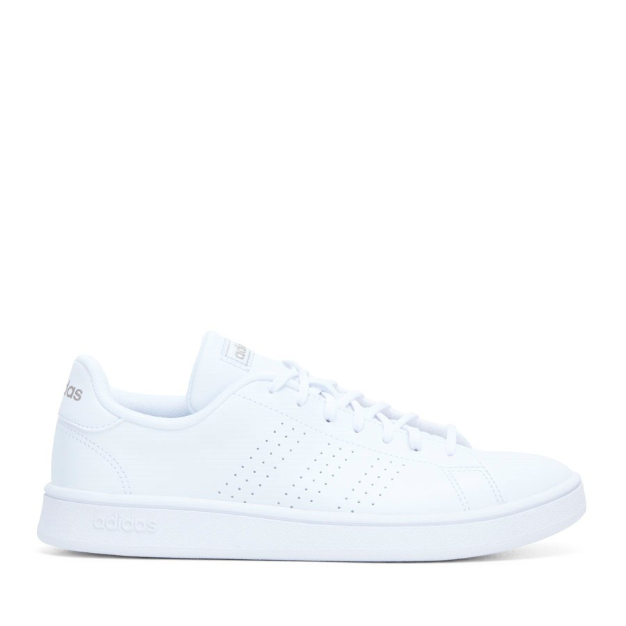 Shoe Warehouse Advantage Base White/White/Grey