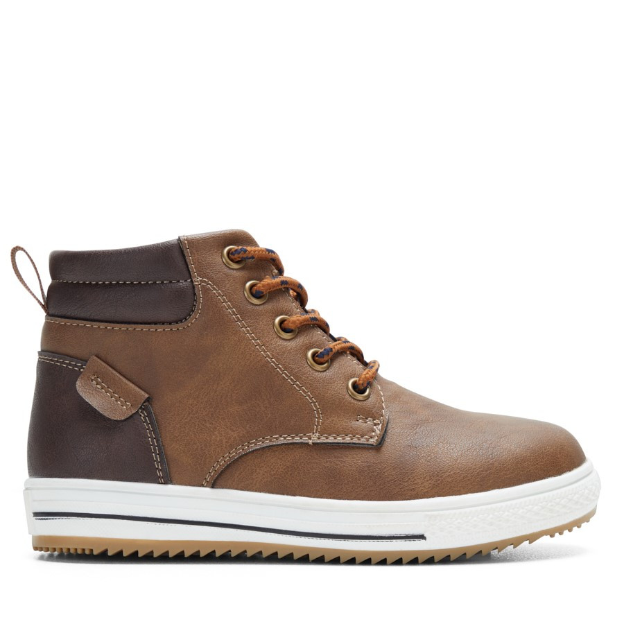 Shoewarehouse Maverick Brown