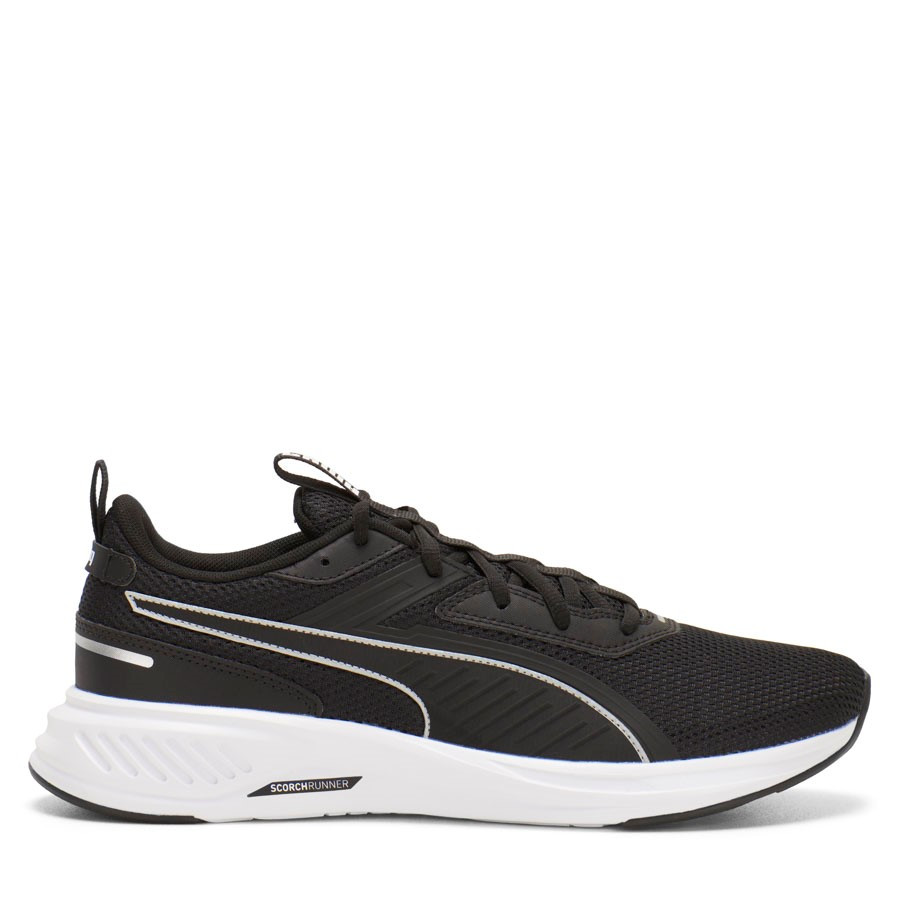 Shoewarehouse Scorch Runner Black/White