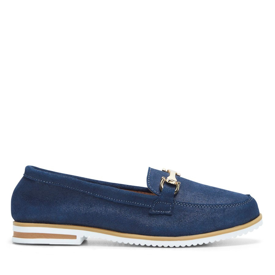 Shoewarehouse Cressy Navy