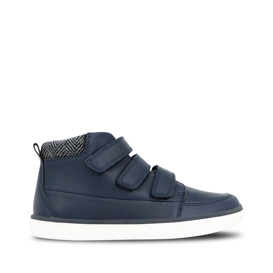 Shoewarehouse Peyton Mid Navy