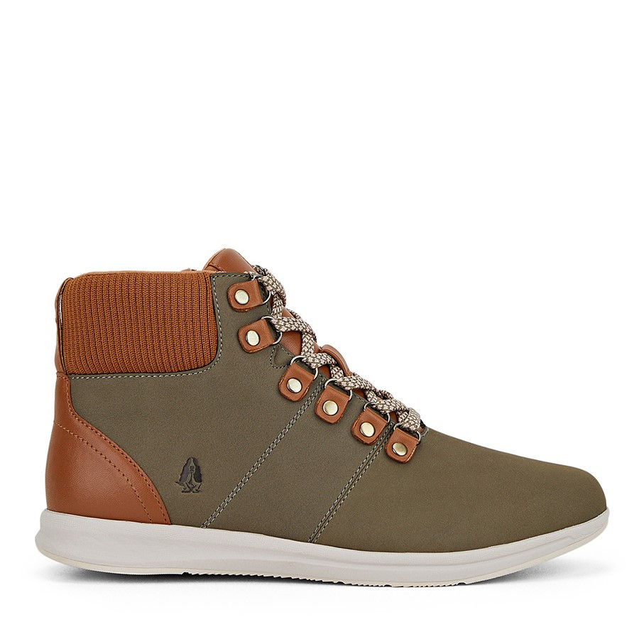 Shoewarehouse Zephyr Sage Nubuck