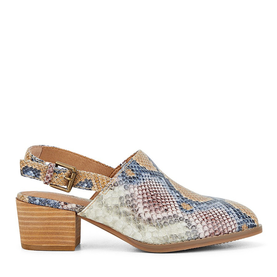 Shoewarehouse Charli Multi Snake