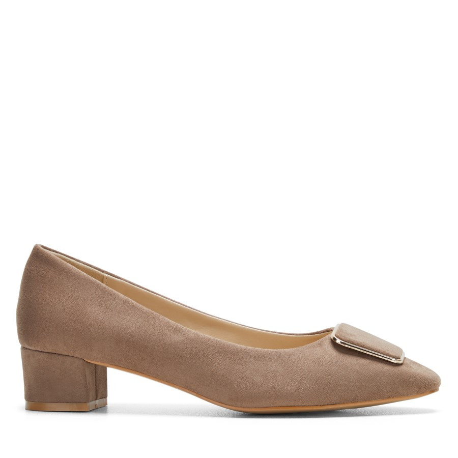 Shoe Warehouse Gaga Taupe