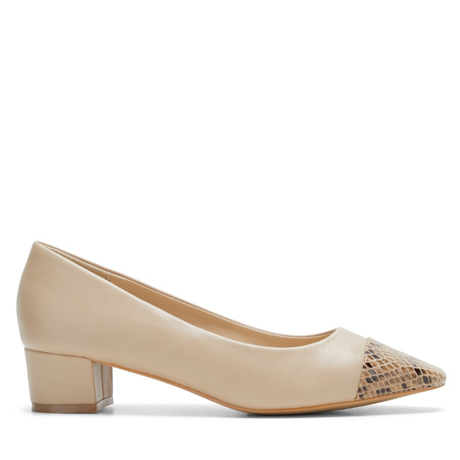 Shoe Warehouse Gigi Beige