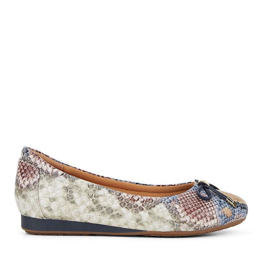 Shoewarehouse The Ballet Multi Snake
