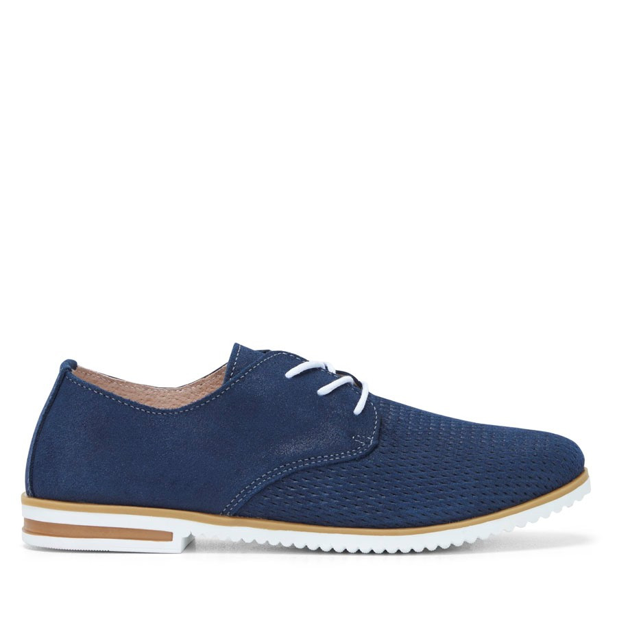 Shoe Warehouse Chary Navy