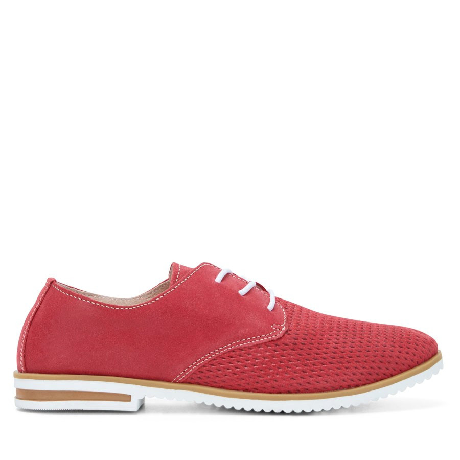 Shoe Warehouse Chary Red