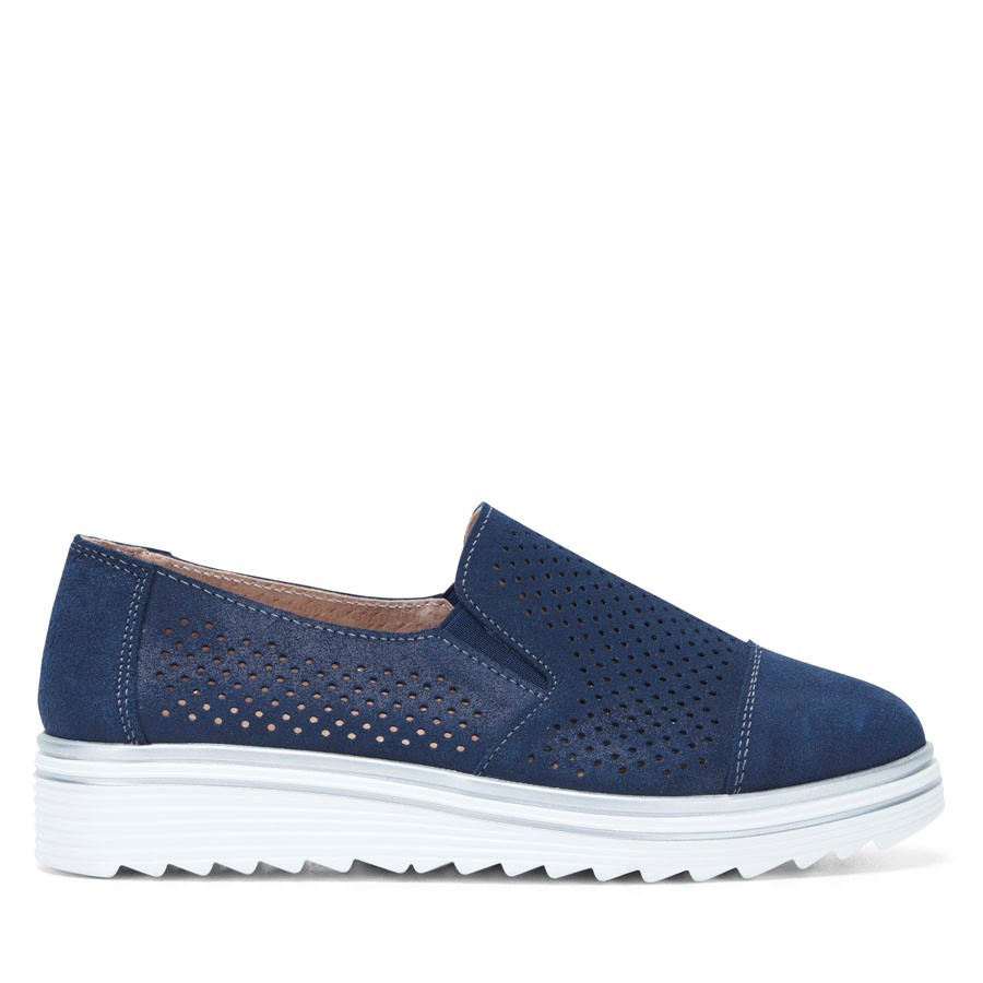 Shoewarehouse Crista Navy