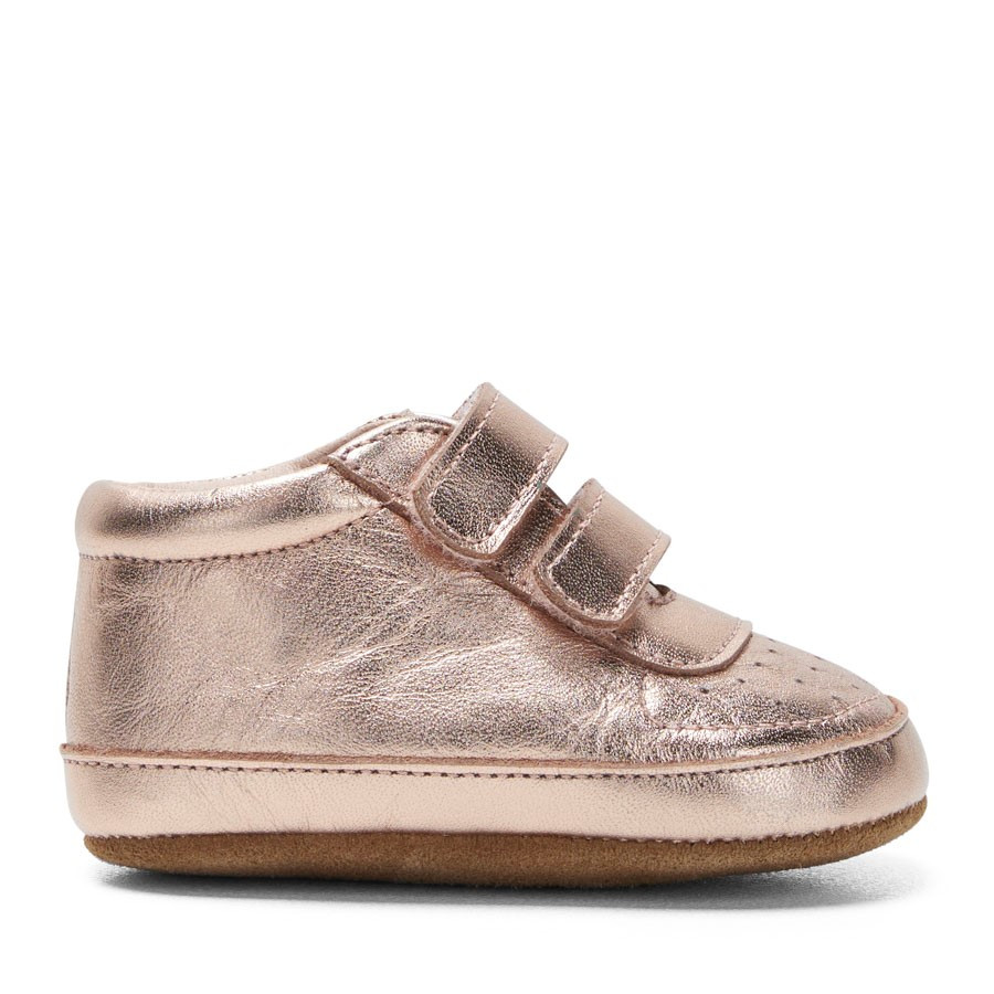 Shoewarehouse Little Step Rose Gold