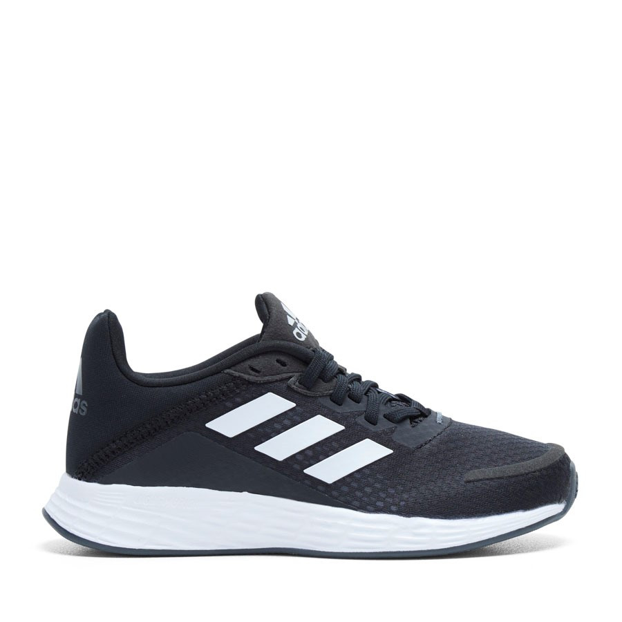 Shoewarehouse Duramo Sl K Gs Black/White