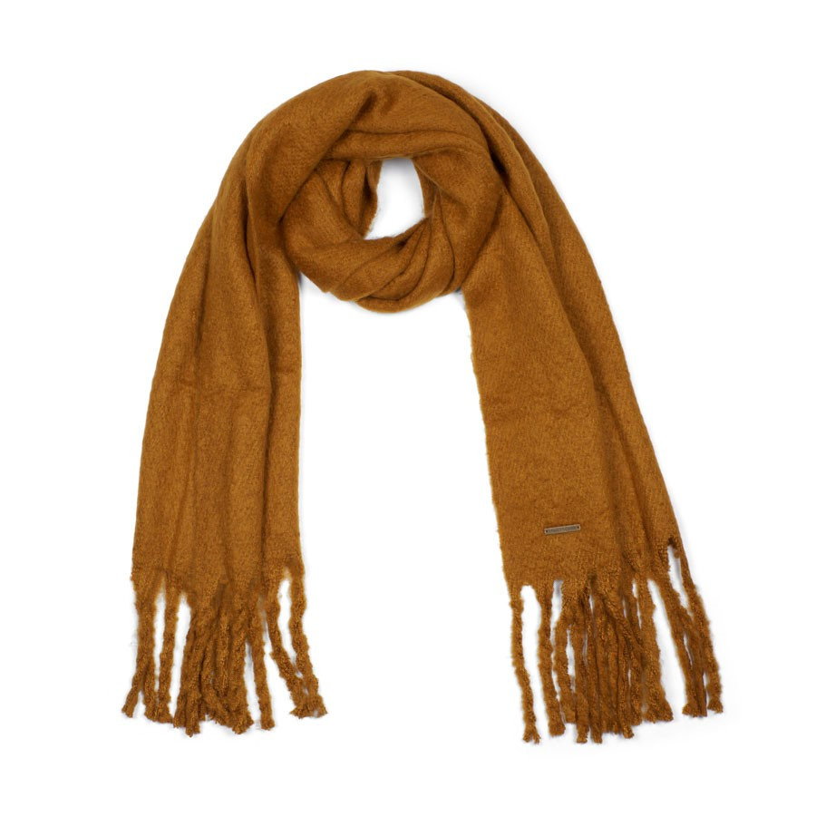 Shoewarehouse Aspen Scarf Camel