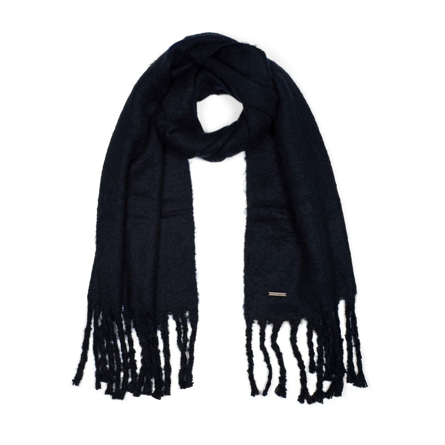 Shoewarehouse Aspen Scarf Black