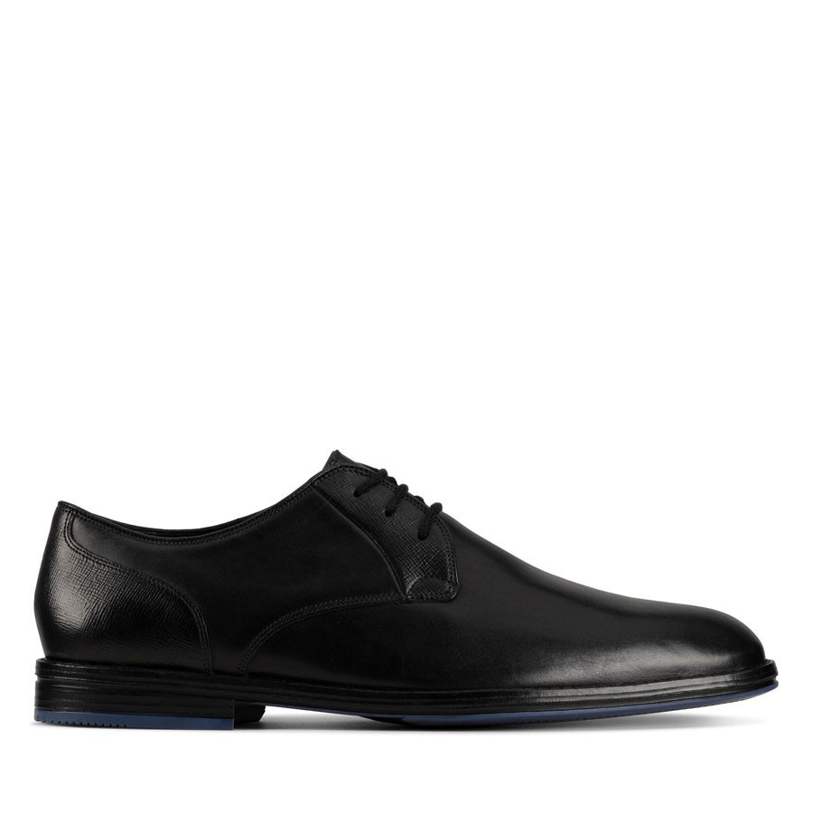 Shoewarehouse Citistride Lace Black Combo