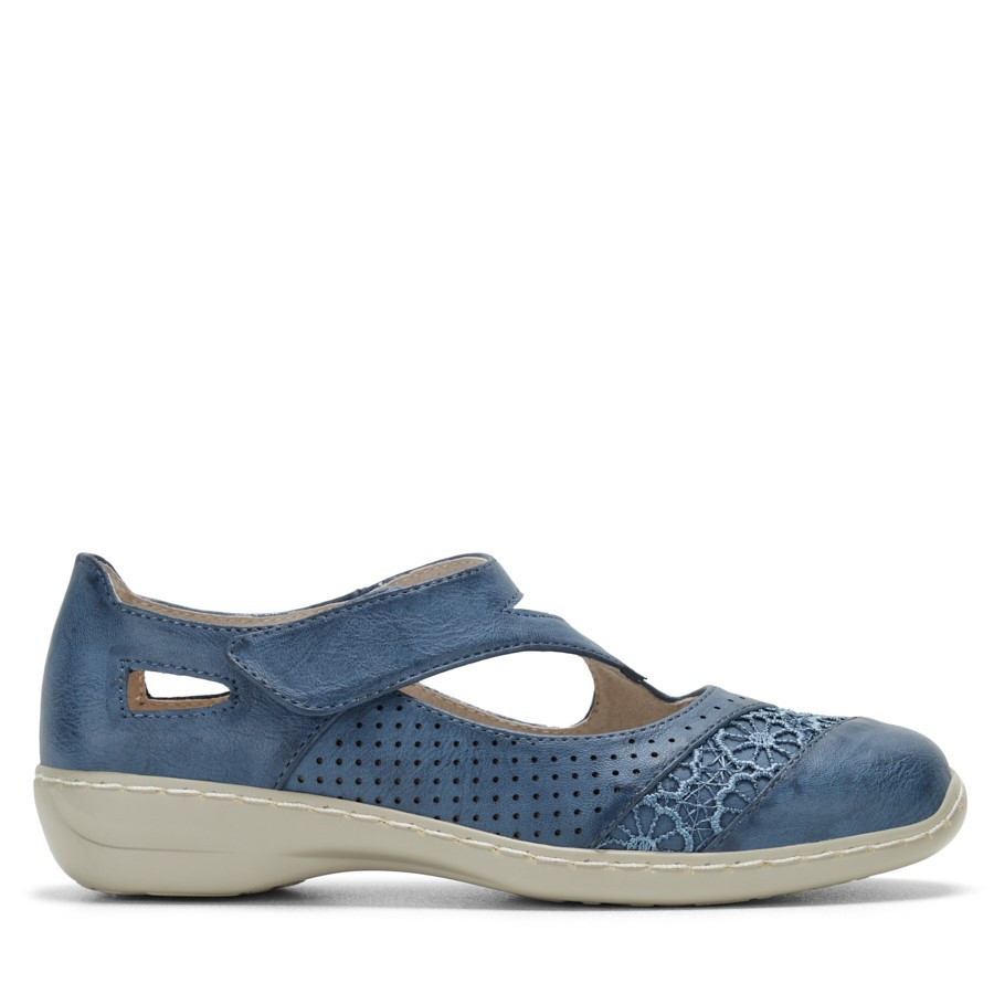 Shoewarehouse Eliana Denim