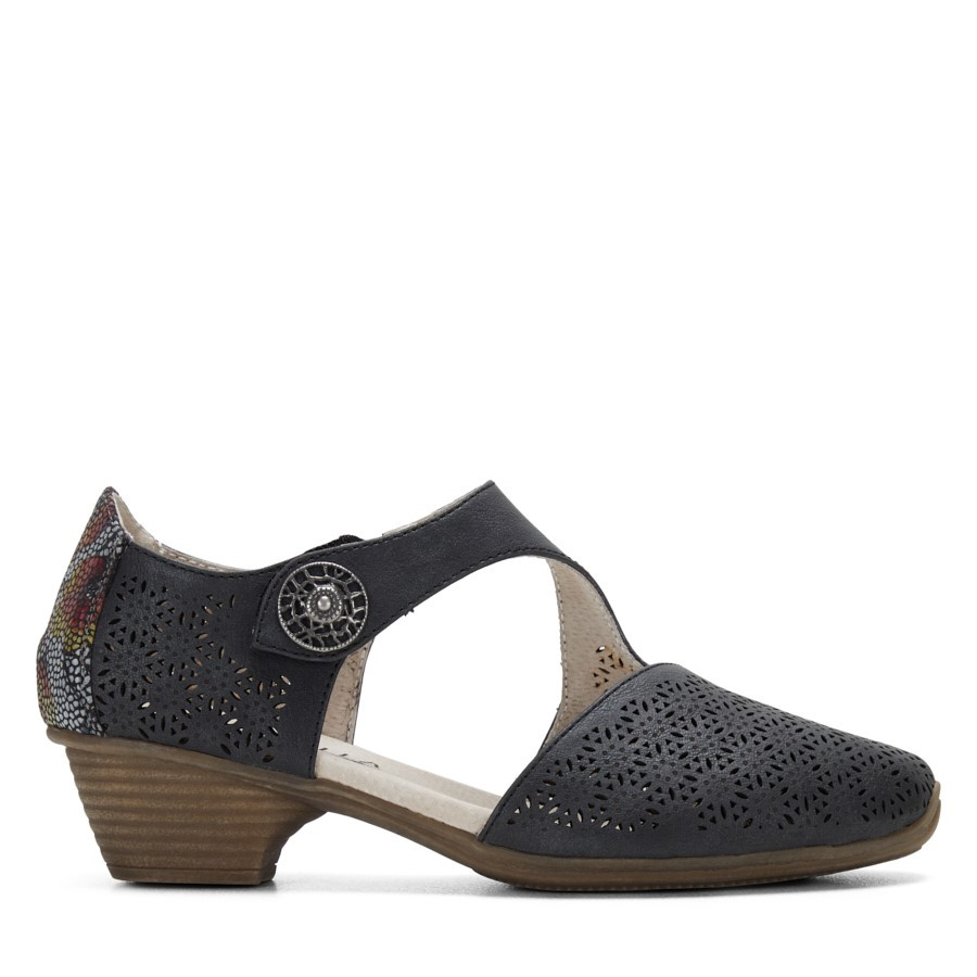Shoewarehouse Penny Black