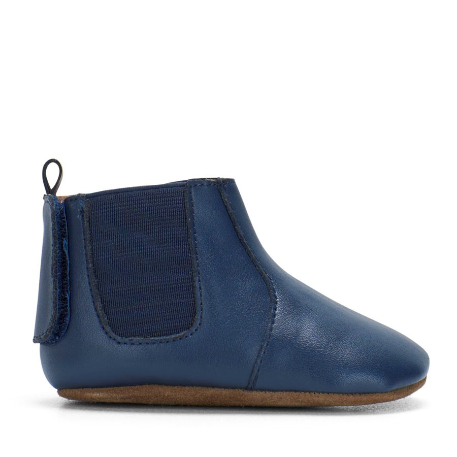 Shoewarehouse Little Bootie Navy