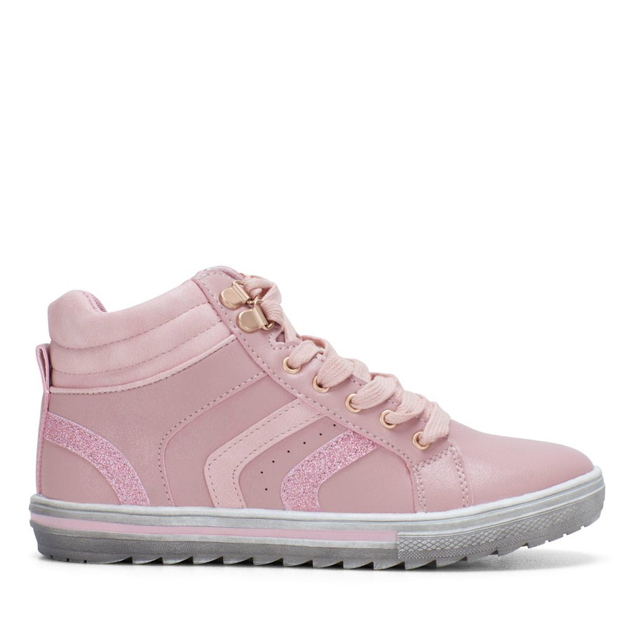 Shoewarehouse Mars Pink/Rose Gold