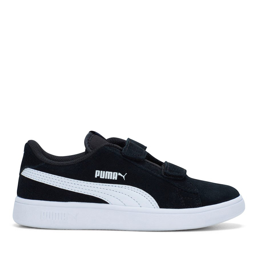 Shoewarehouse Smash V2 Sd V Junior Black/White