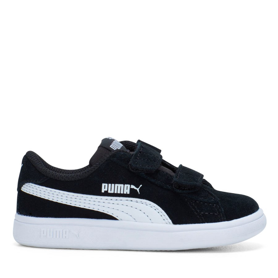 Shoewarehouse Smash V2 Sd V Infant Black/White