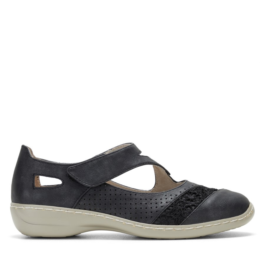 Shoewarehouse Eliana Black