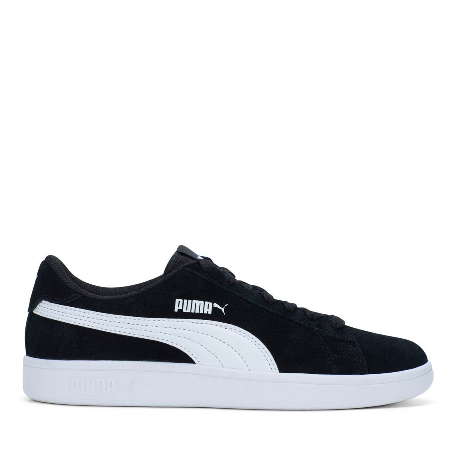 Shoewarehouse Smash V2 Sd Jr Gs B Black/White