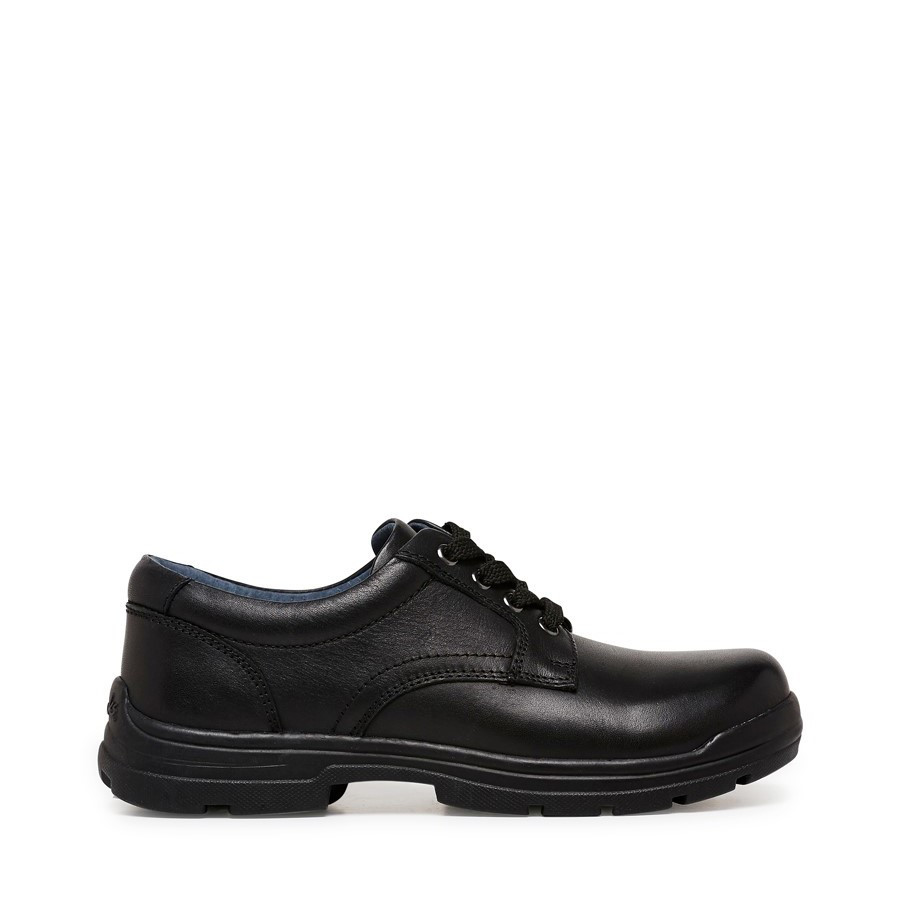 Shoe Warehouse Matter Black