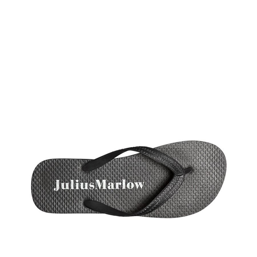 Shoe Warehouse Jm Thongs Black
