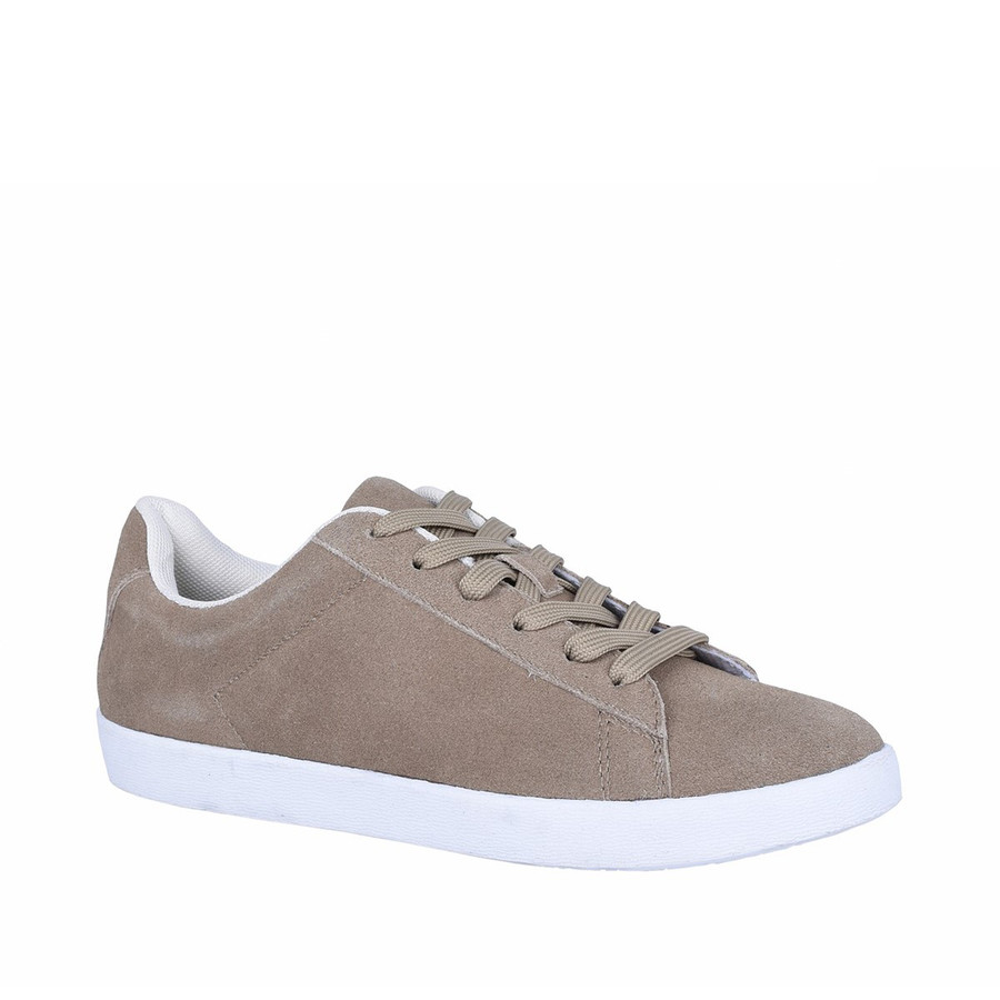 Shoe Warehouse Josie Beige Suede