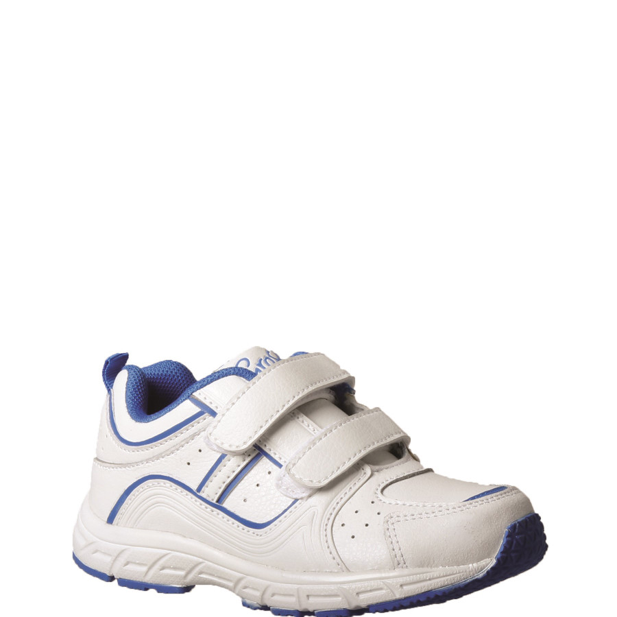 Shoe Warehouse Heist White/Blue