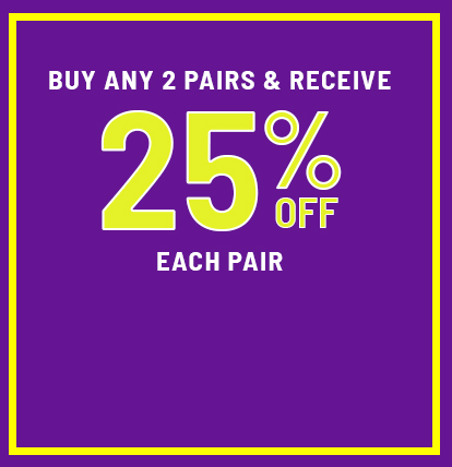 Buy 2 - Save 25%