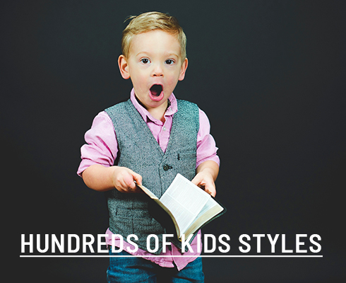 All Kids Styles